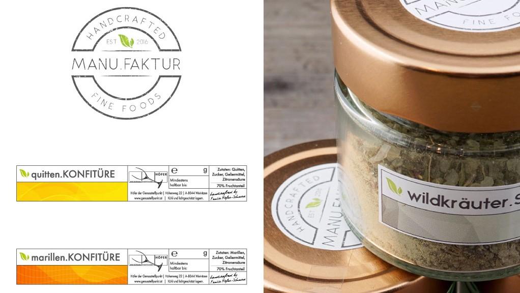 """Featured image for """"Etiketten für Feinkost"""""""