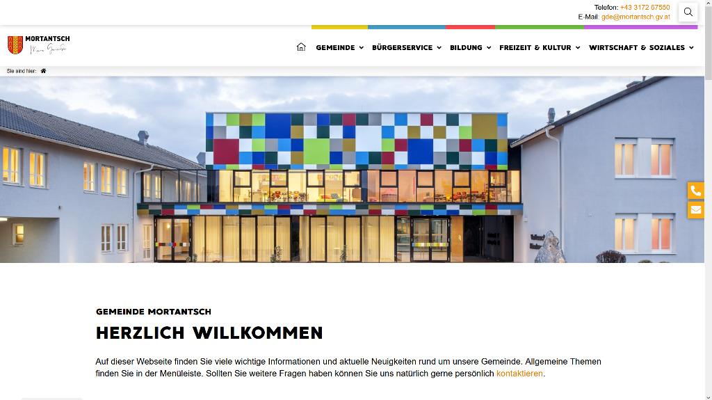 "Featured image for ""Gemeinde Mortantsch"""