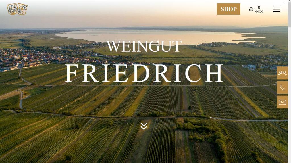 "Featured image for ""Weingut Friedrich"""